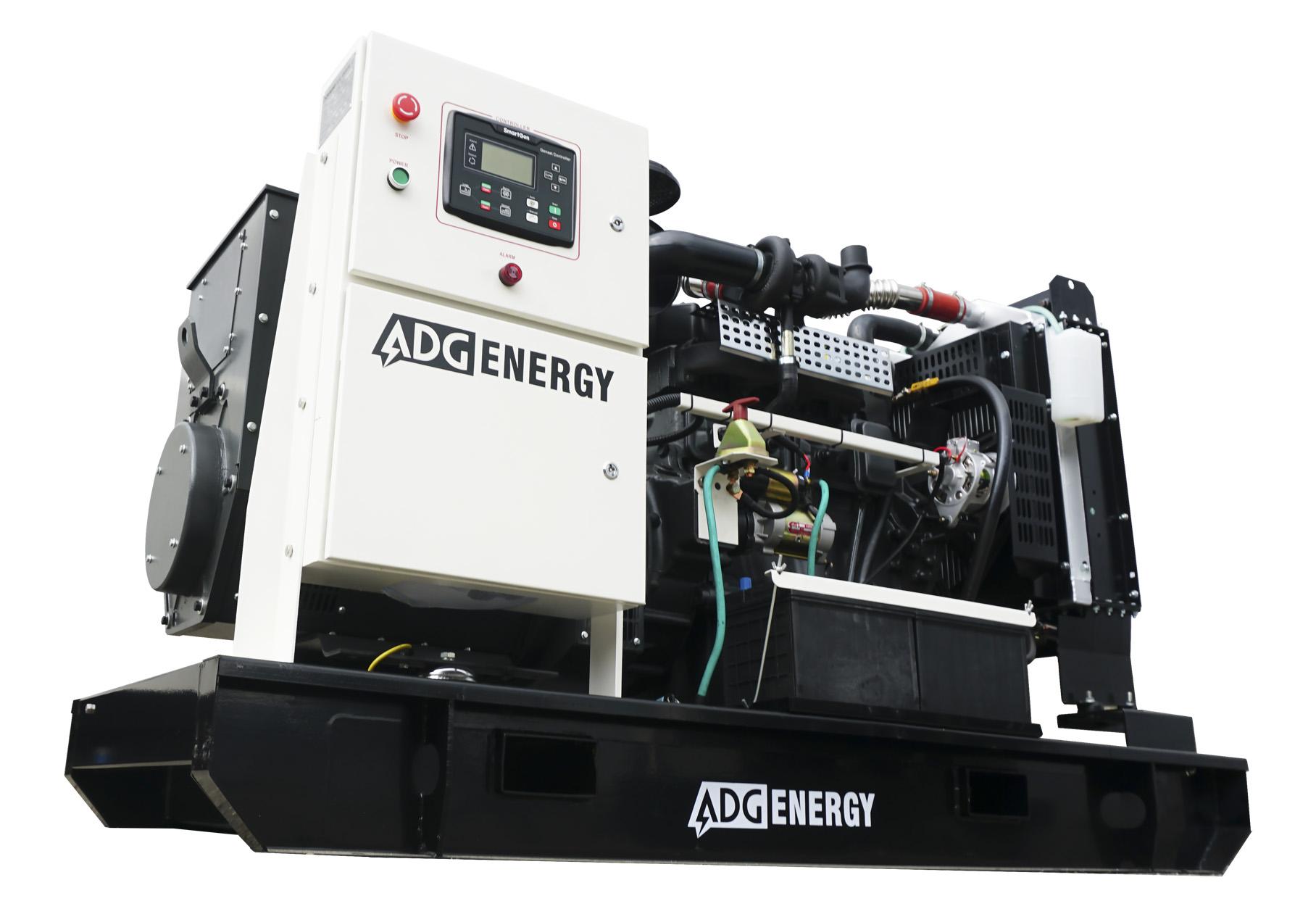 Дизельный генератор (электростанция) ADG-ENERGY AD120-Т400