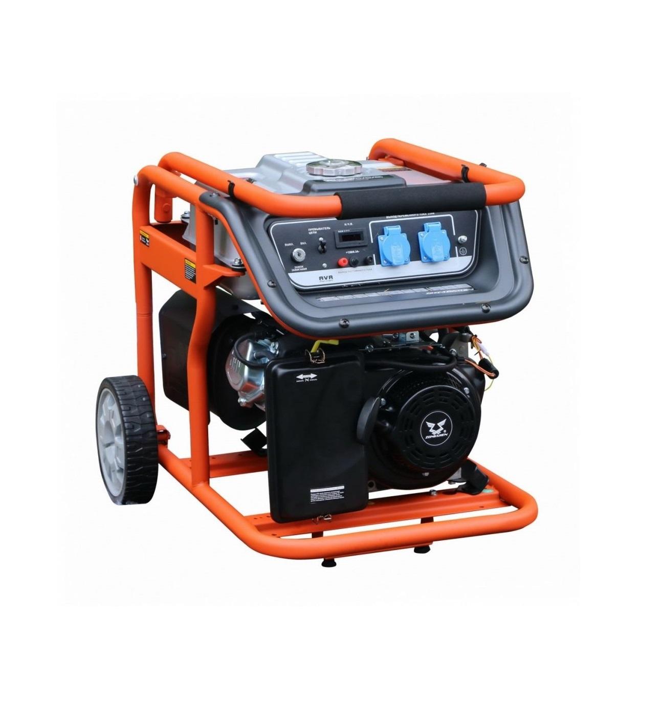 Бензиновый генератор (Бензогенератор) Zongshen KB 3000