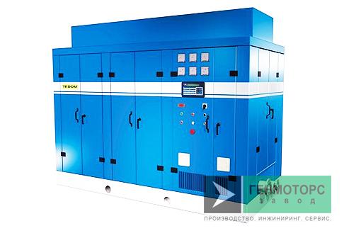 Газопоршневая электростанция (ГПУ) Tedom Quanto D400