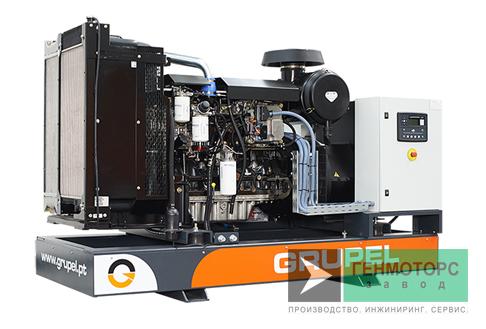 Дизельный генератор (электростанция) Grupel G1350MSST