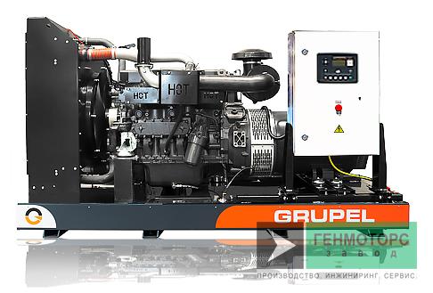Дизельный генератор (электростанция) G191IVGR Grupel