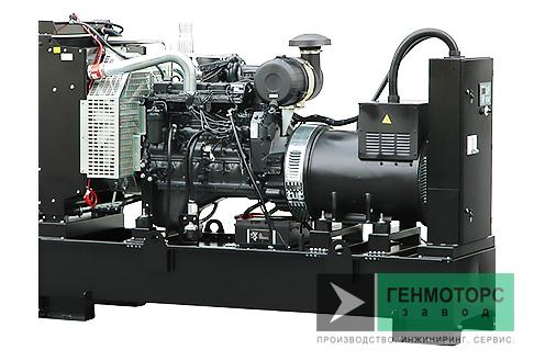 Дизельный генератор (электростанция) FOGO FDF170IS