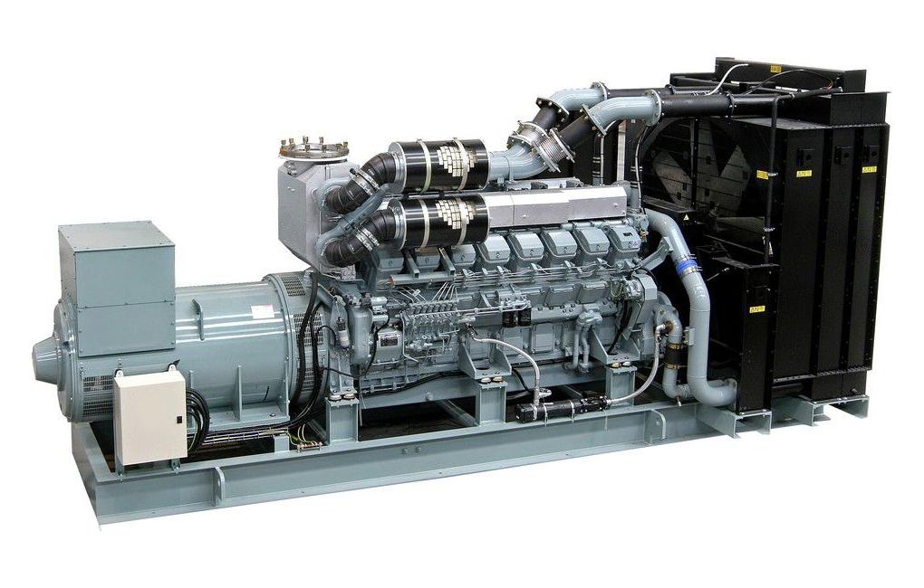 Дизельный генератор (электростанция) Onis Visa M1730