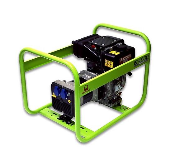 Дизельный генератор (электростанция) Pramac E4500, 230V, 50Hz