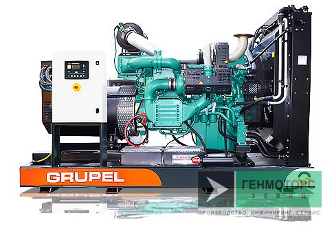 Дизельный генератор (электростанция) G94VVGR Grupel
