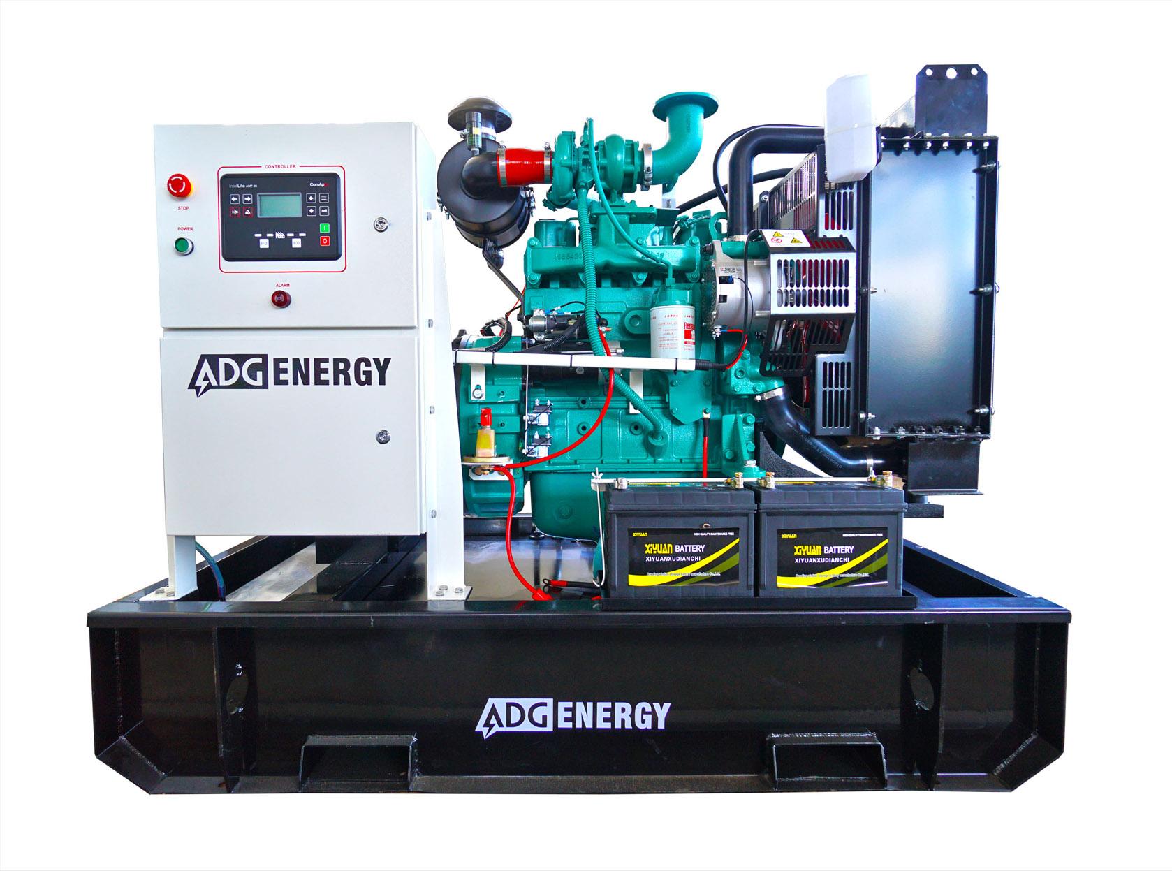 Дизельный генератор (электростанция) ADG-ENERGY ADG-28C