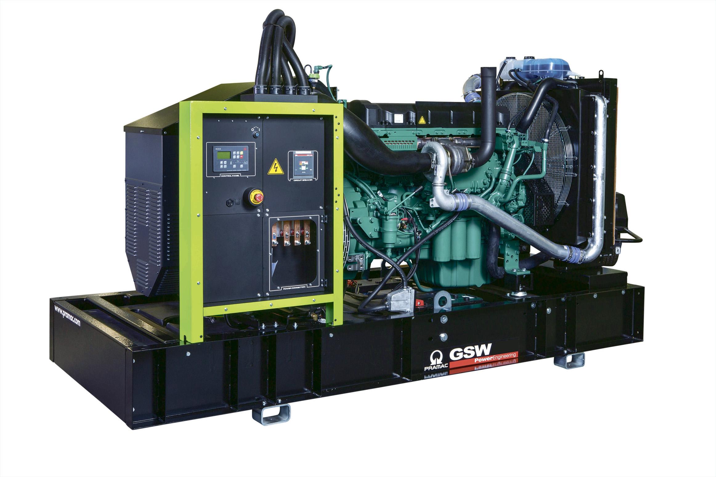 Дизельный генератор (электростанция) Pramac GSW510V