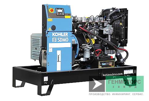 Дизельный генератор (электростанция) SDMO K16