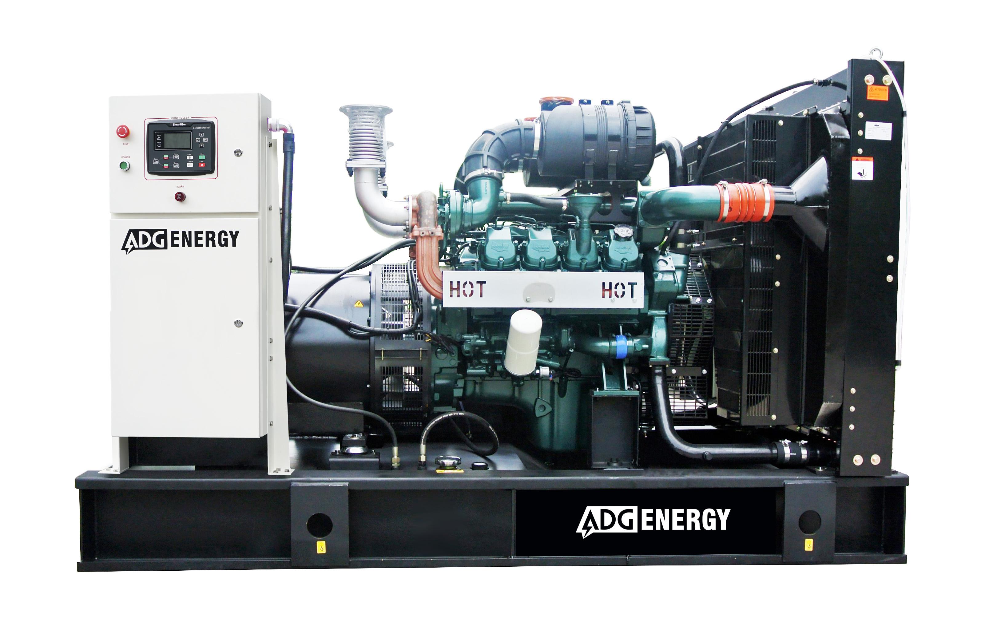 Дизельный генератор (электростанция) ADG-ENERGY AD-440D5