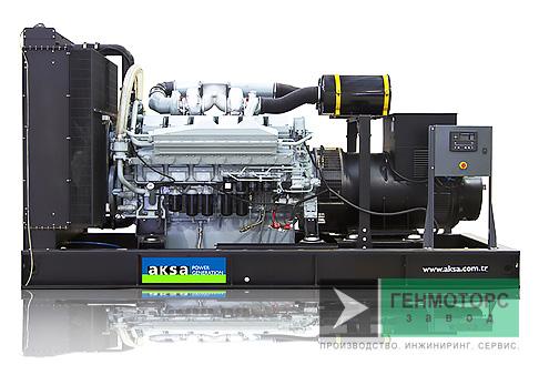 Дизельный генератор (электростанция) AKSA APD1425M