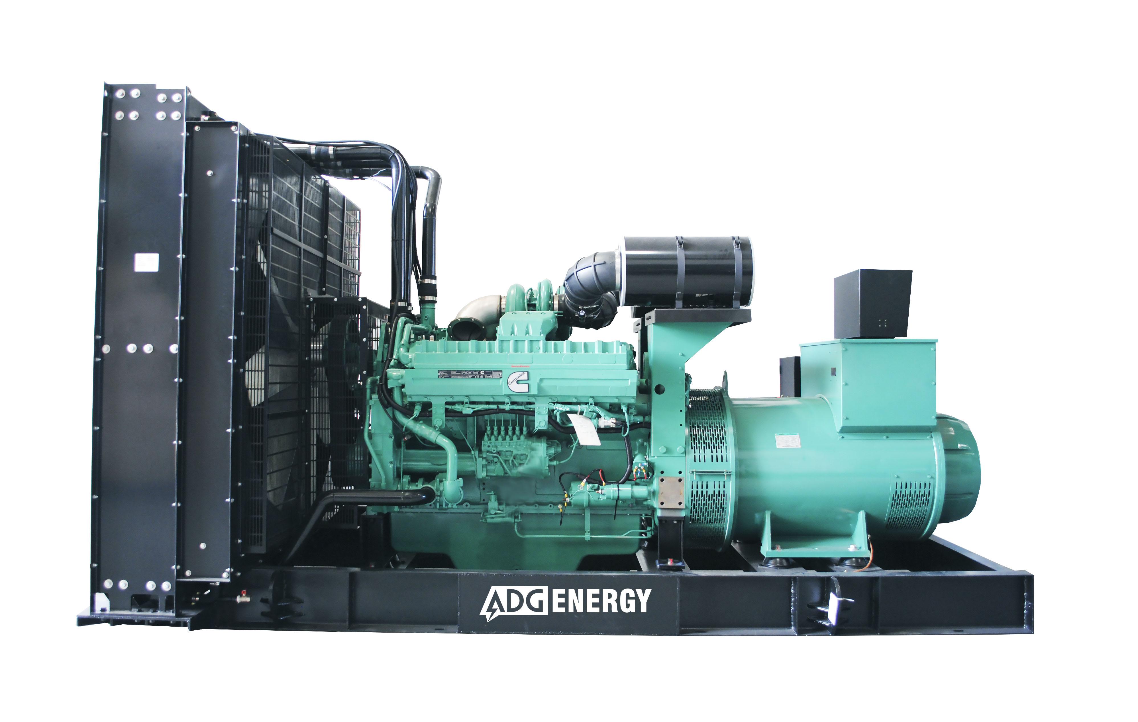 Дизельный генератор (электростанция) ADG-ENERGY AD-1650C