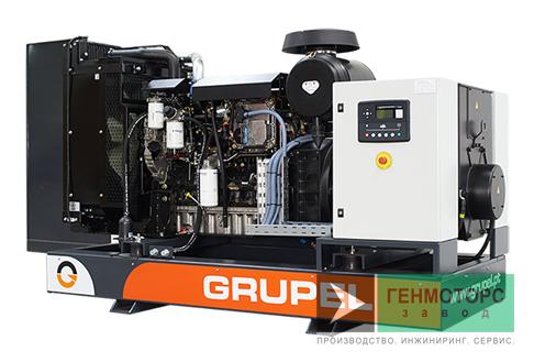 Дизельный генератор (электростанция) G151PKGR Grupel