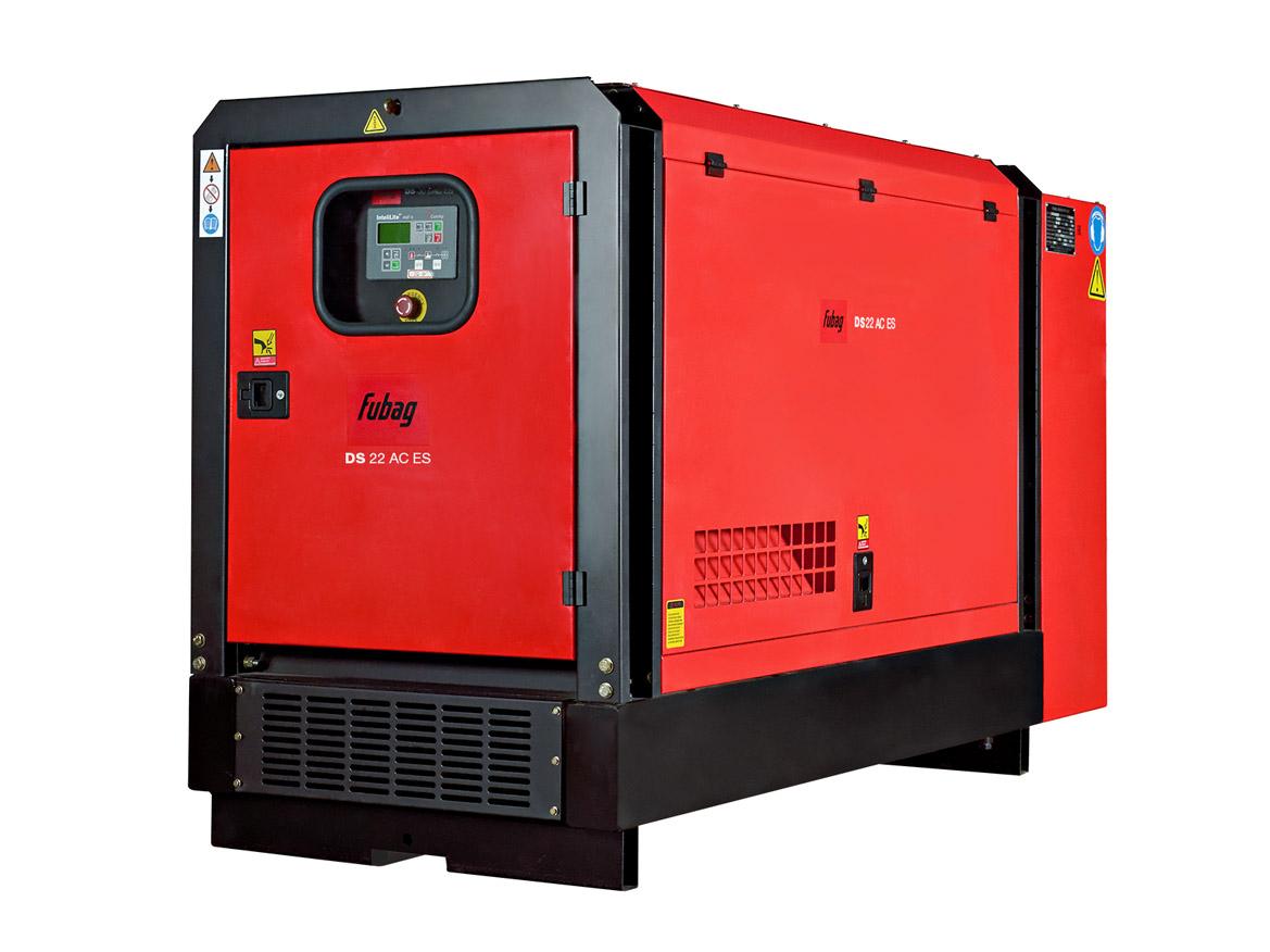 Дизельный генератор (электростанция) FUBAG DS 22 AC ES
