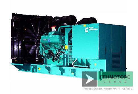 Дизельный генератор (электростанция) Cummins C1400D5