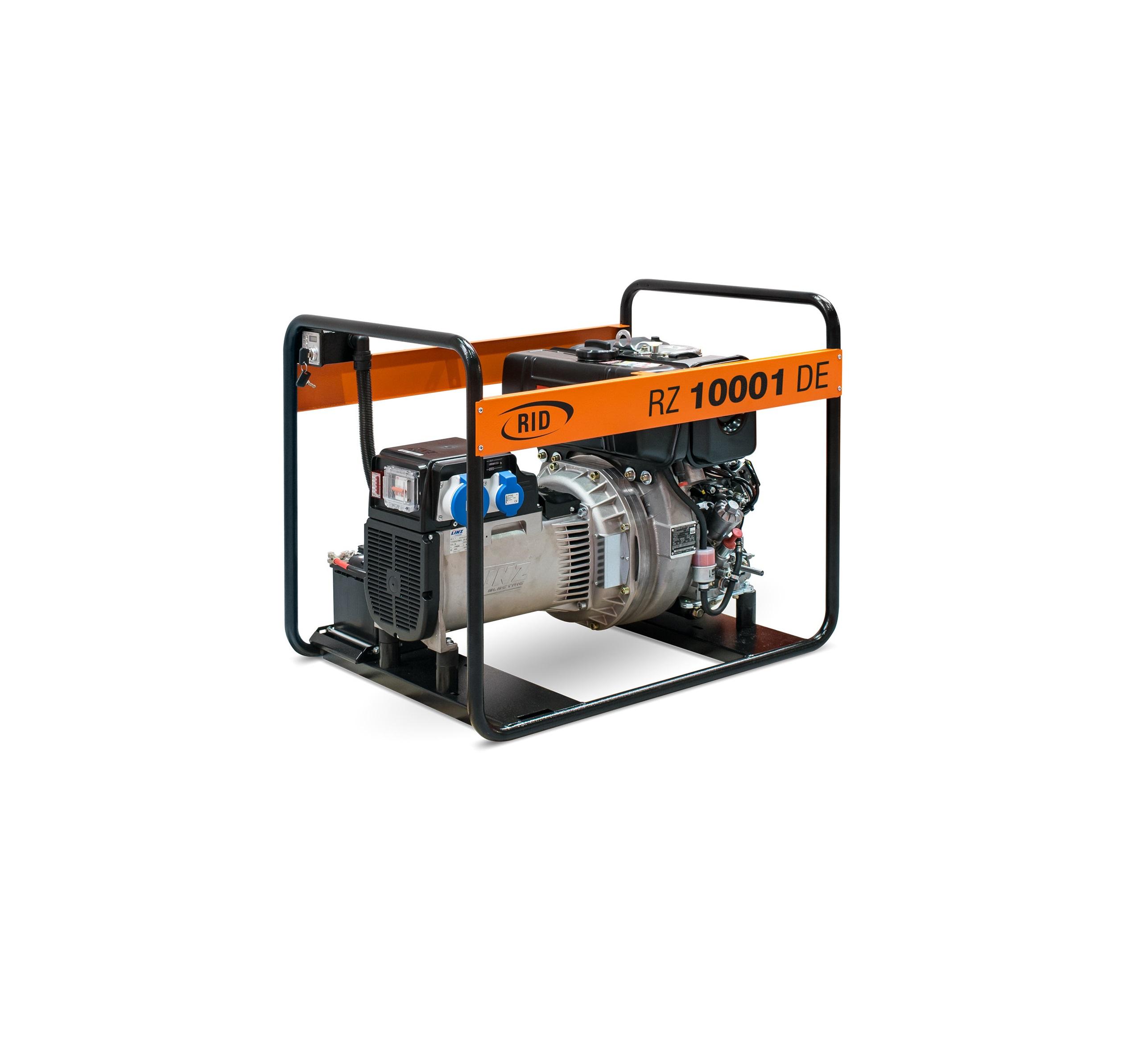 Дизельный генератор (электростанция) RID RY 5001 DE