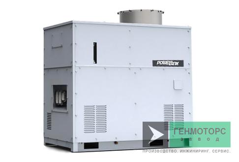 Газопоршневая электростанция (ГПУ) PowerLink VCG30S-NG