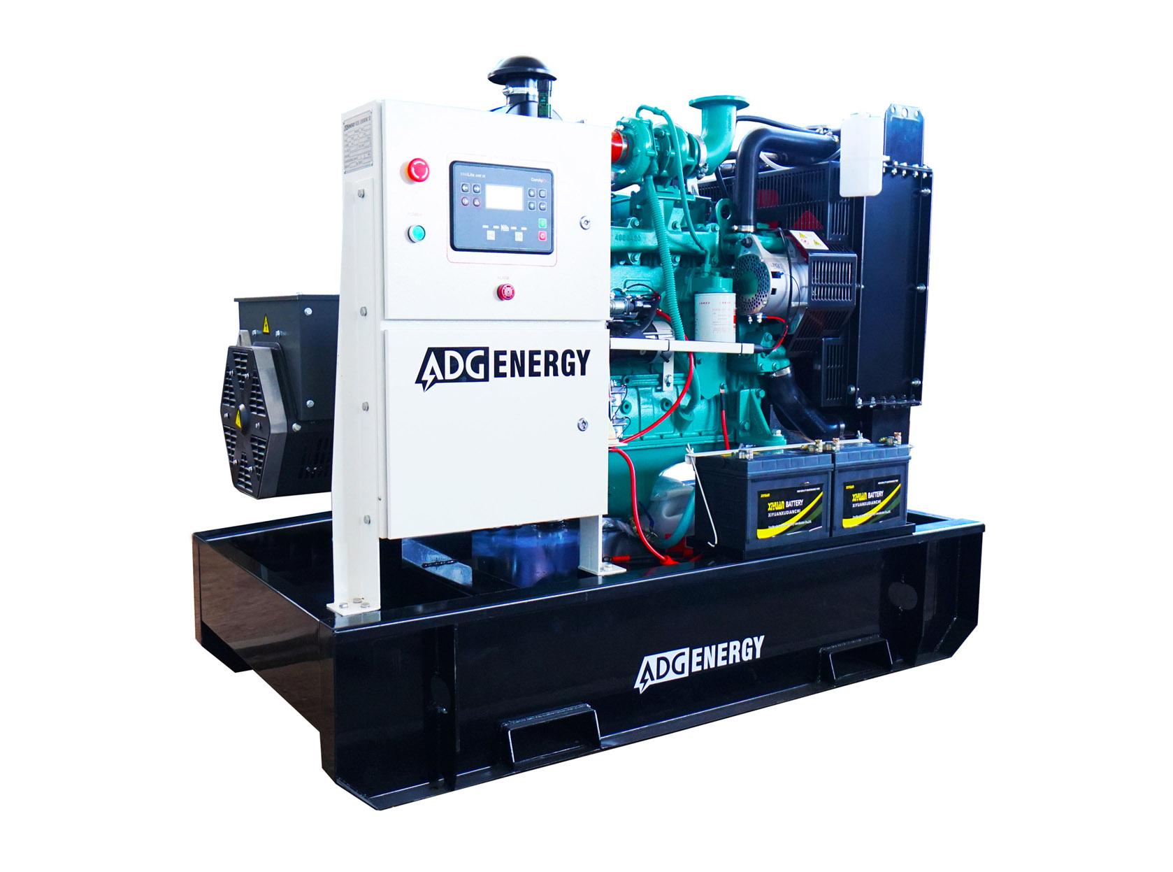 Дизельный генератор (электростанция) ADG-ENERGY AD-28C