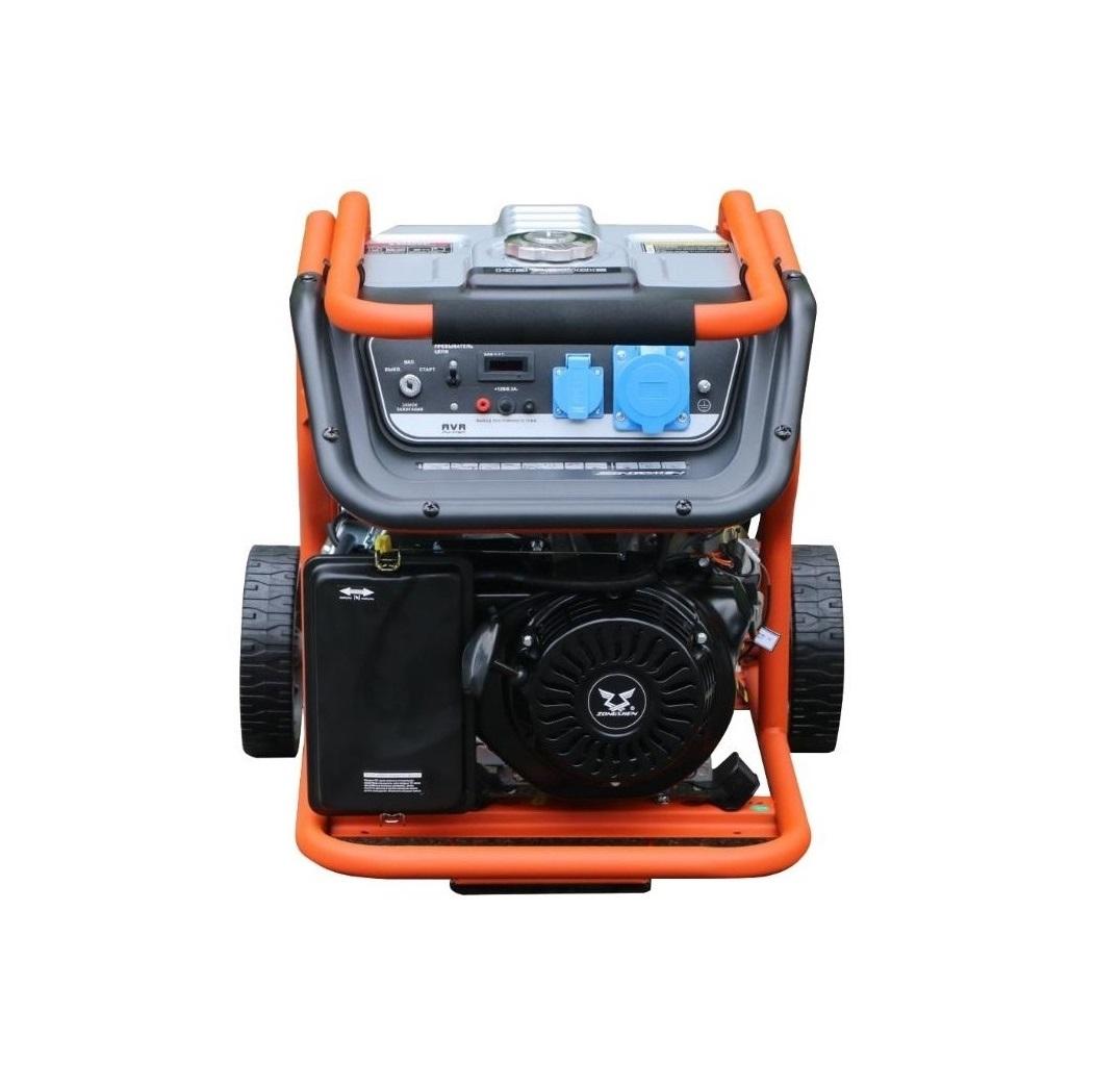 Бензиновый генератор (Бензогенератор) Zongshen KB 5000 E