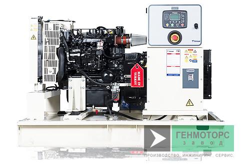 Дизельный генератор (электростанция) Teksan TJ41MC